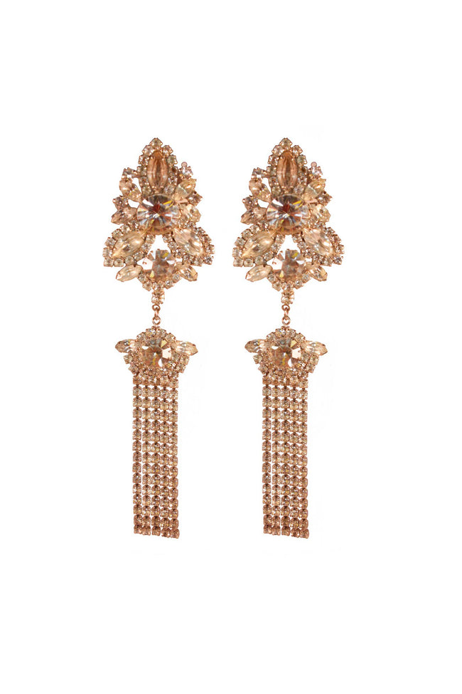Vintage Carla chandelier earrings