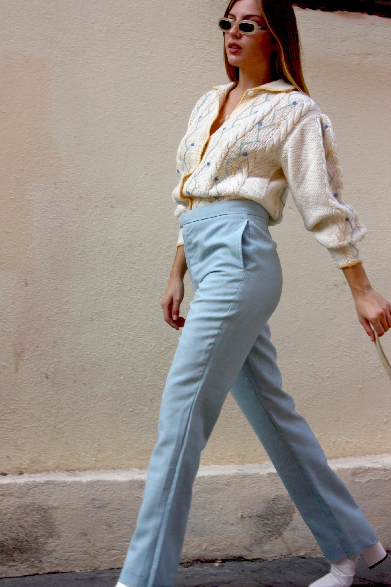 Vintage Hope wool trousers