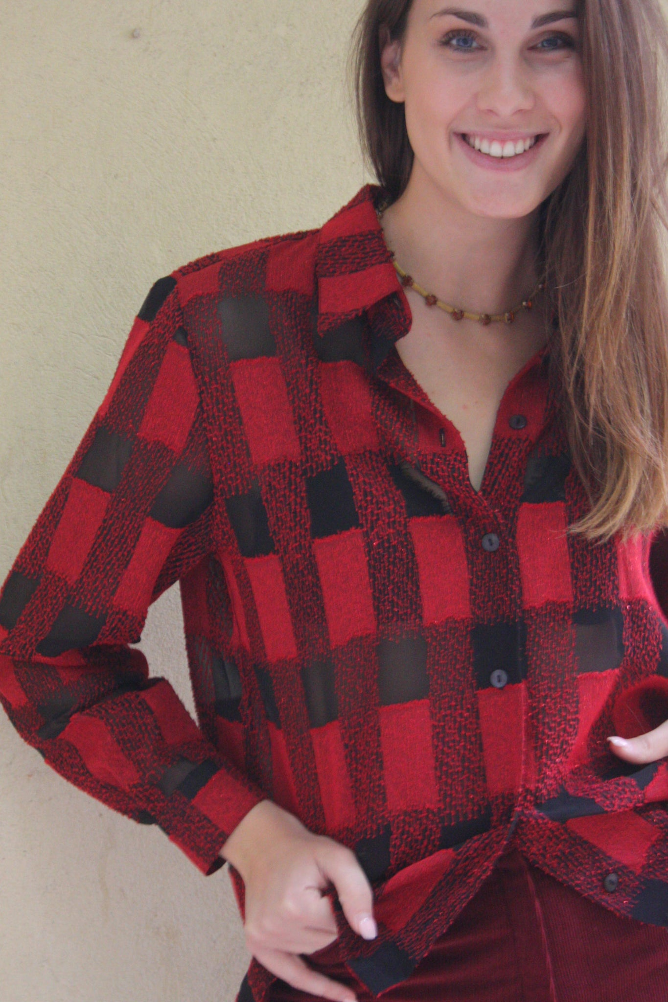 Vintage 80's shirt - SoLovesVintage