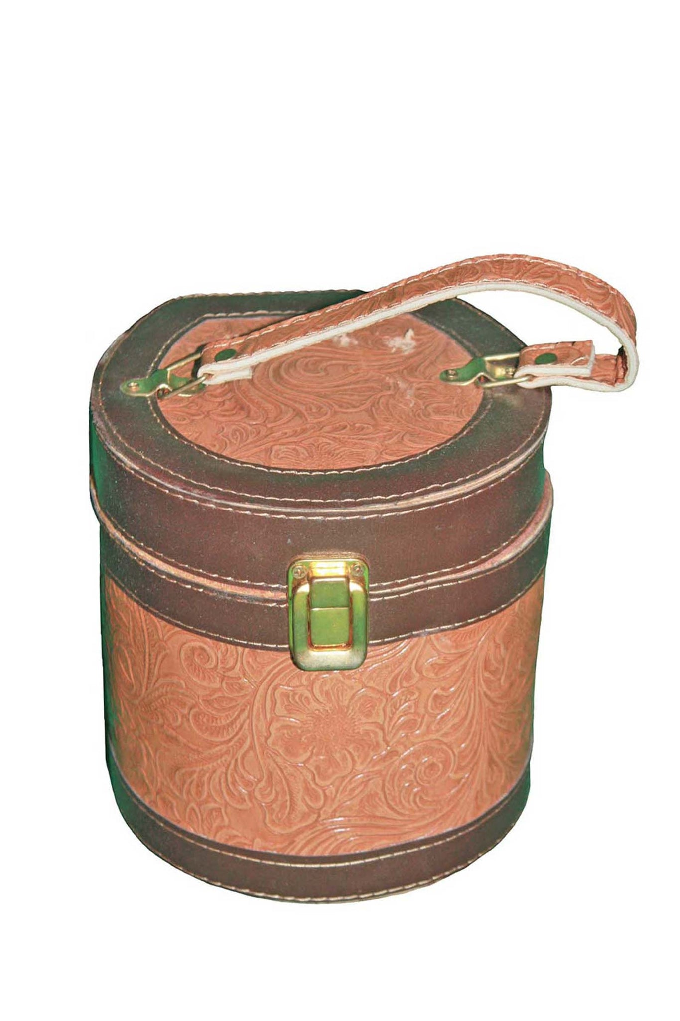 Vintage Hatty box bag