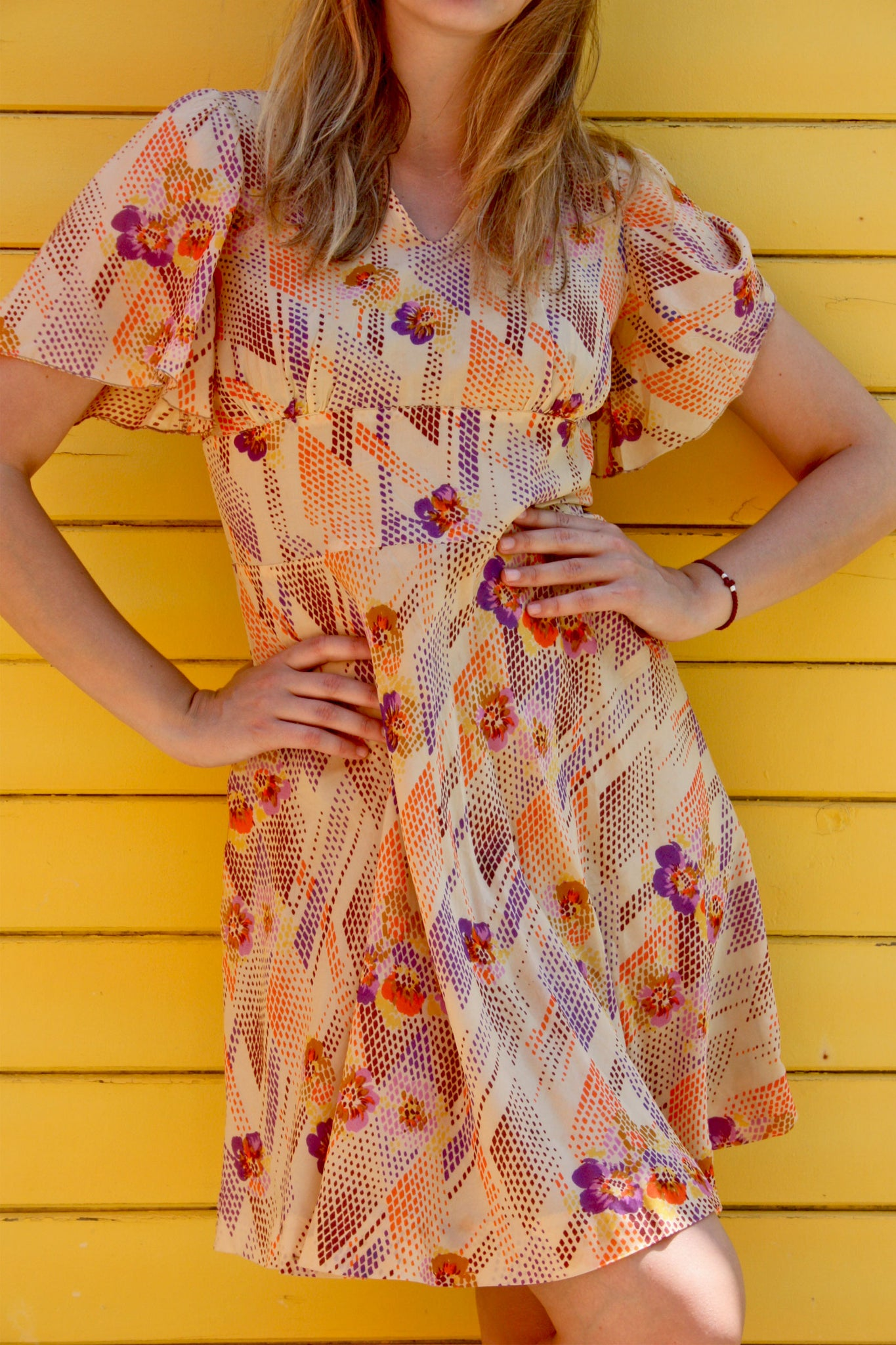 Retro summer 60s dresses  online - Shop SoLovesVintage