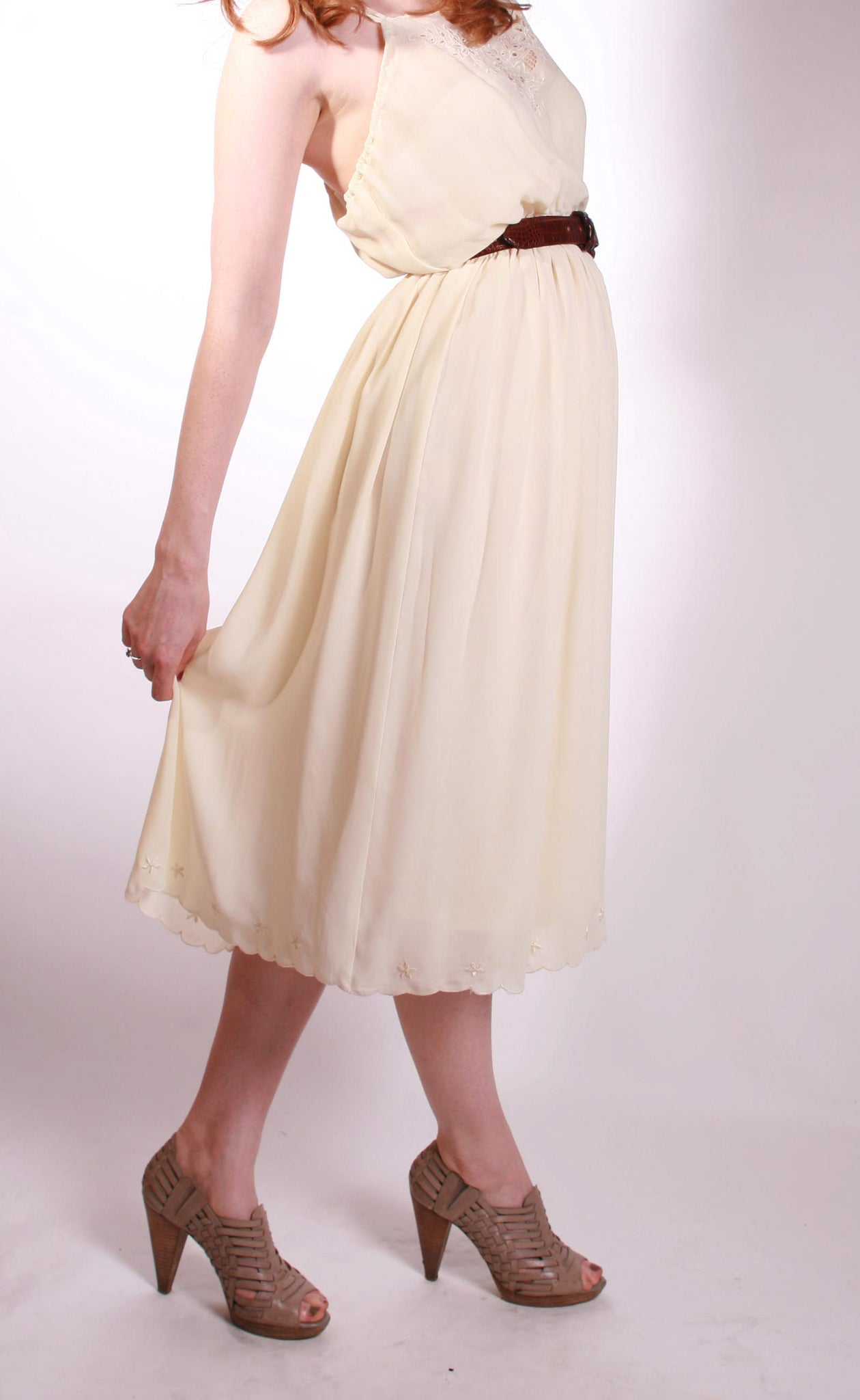 Vintage Tilly summer dress