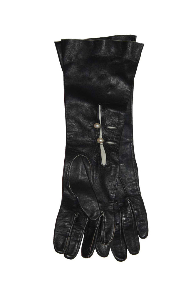 Vintage leather gloves - SoLovesVintage