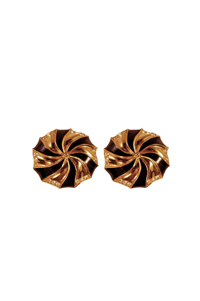 Vintage Nyrna clip on earrings