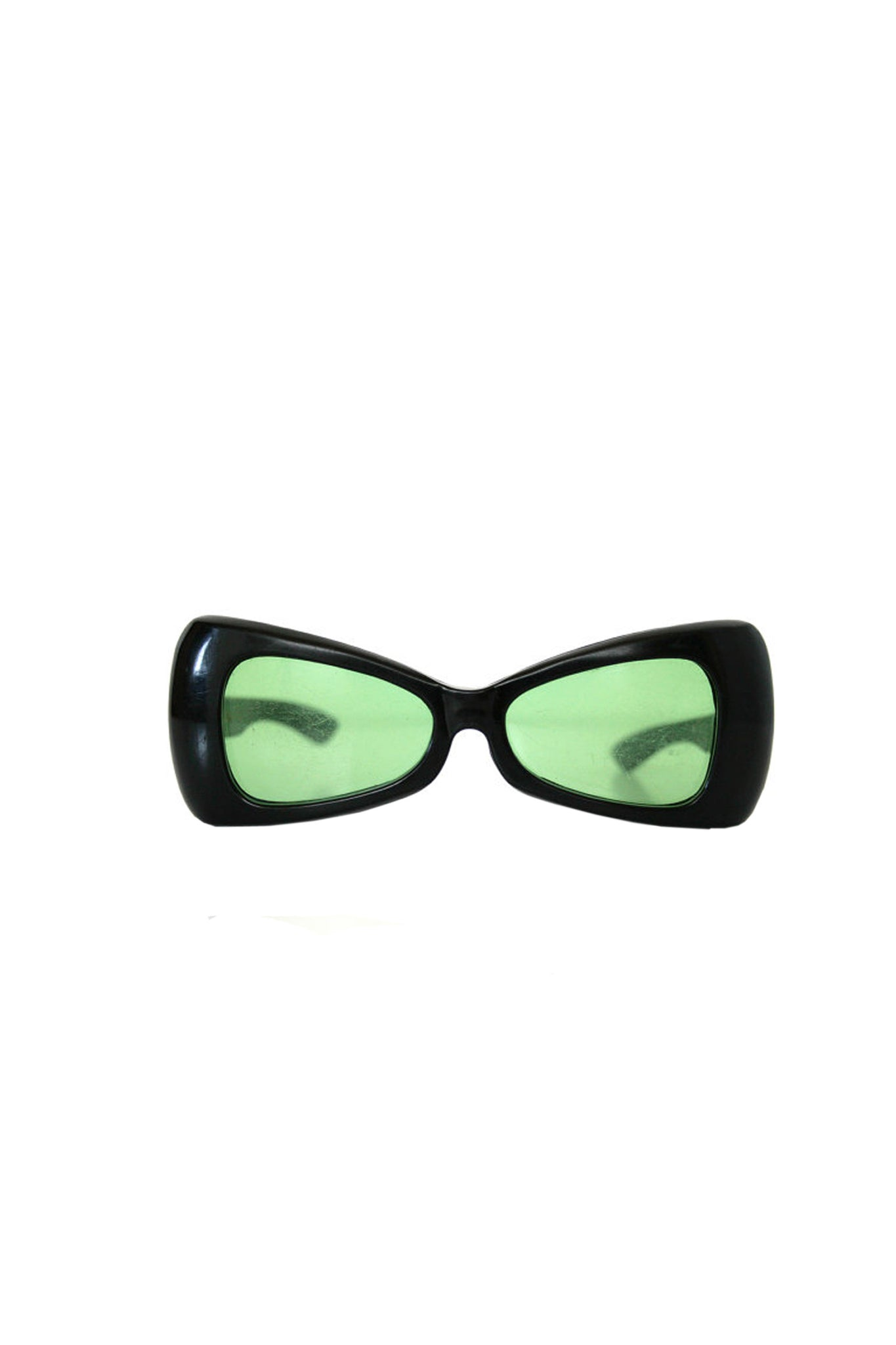 Retro 60's black sunglasses  - SoLovesVintage
