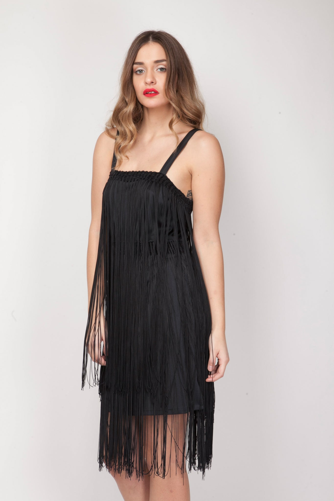 Vintage Roxy flapper dress