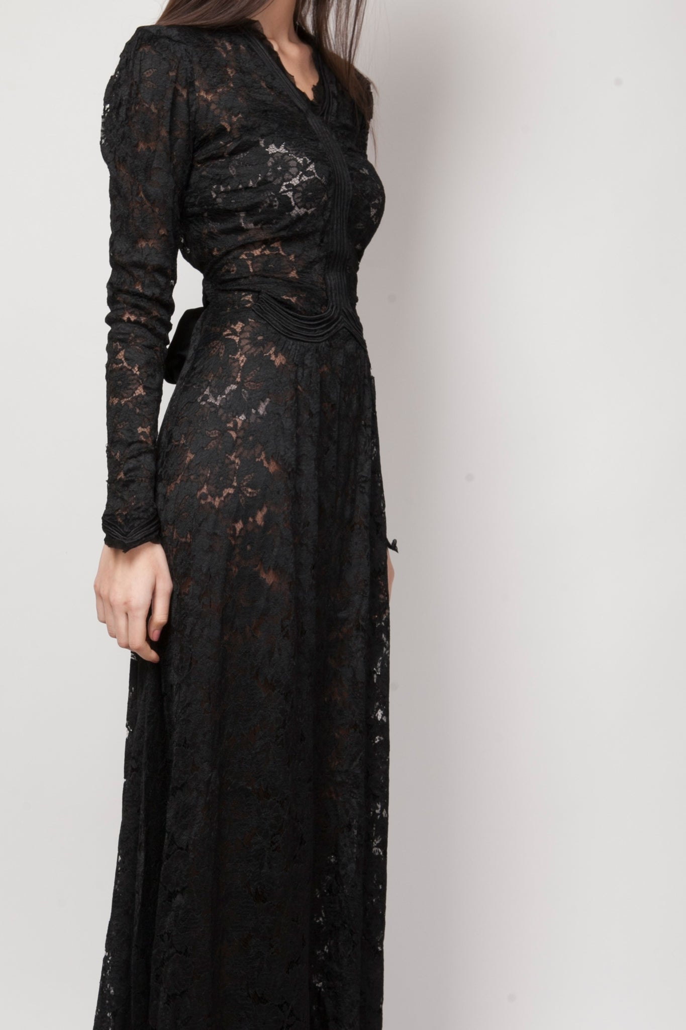 Antique vintage lace dress - SoLovesVintage