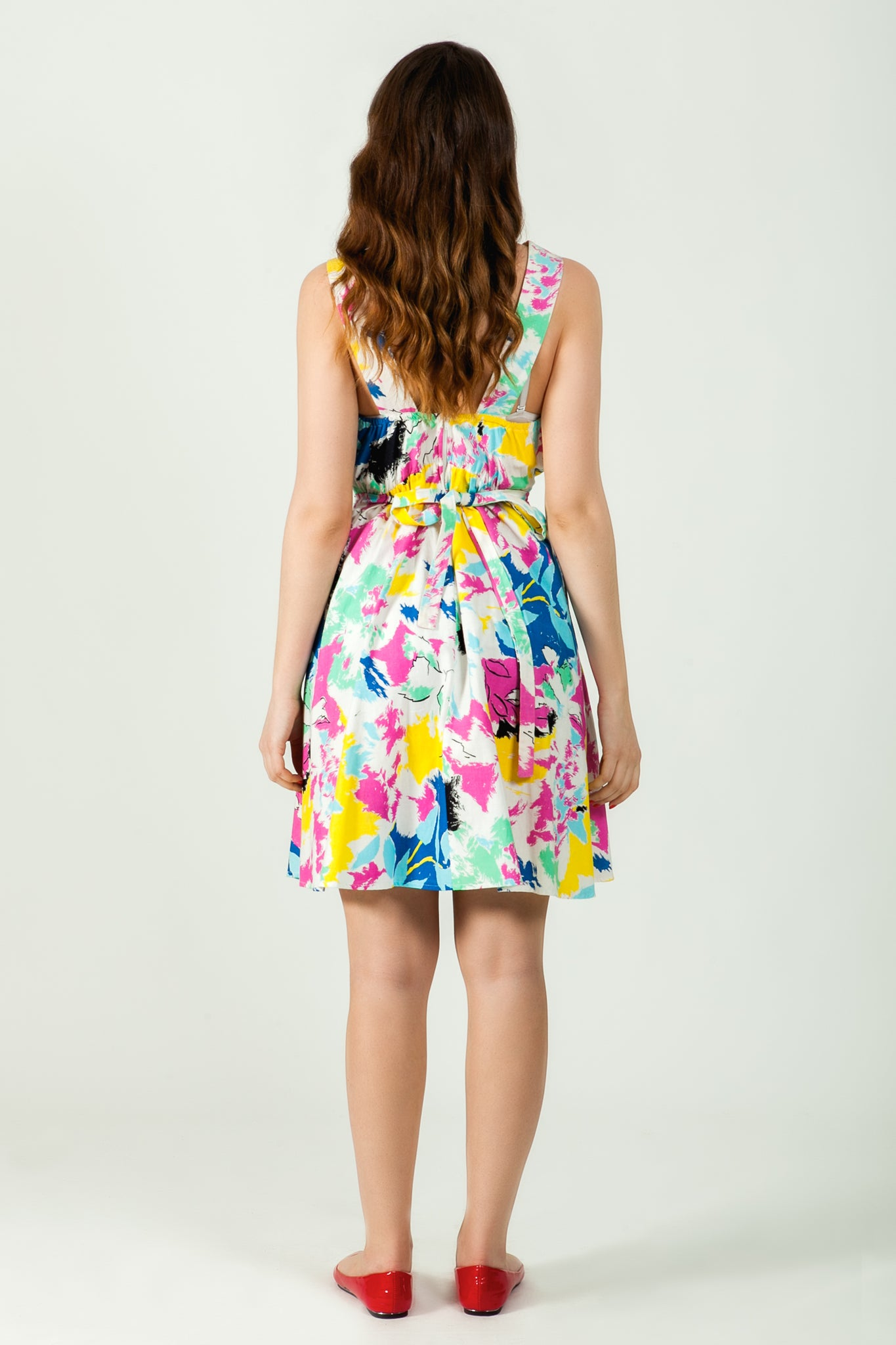Vintage Grafitti dress