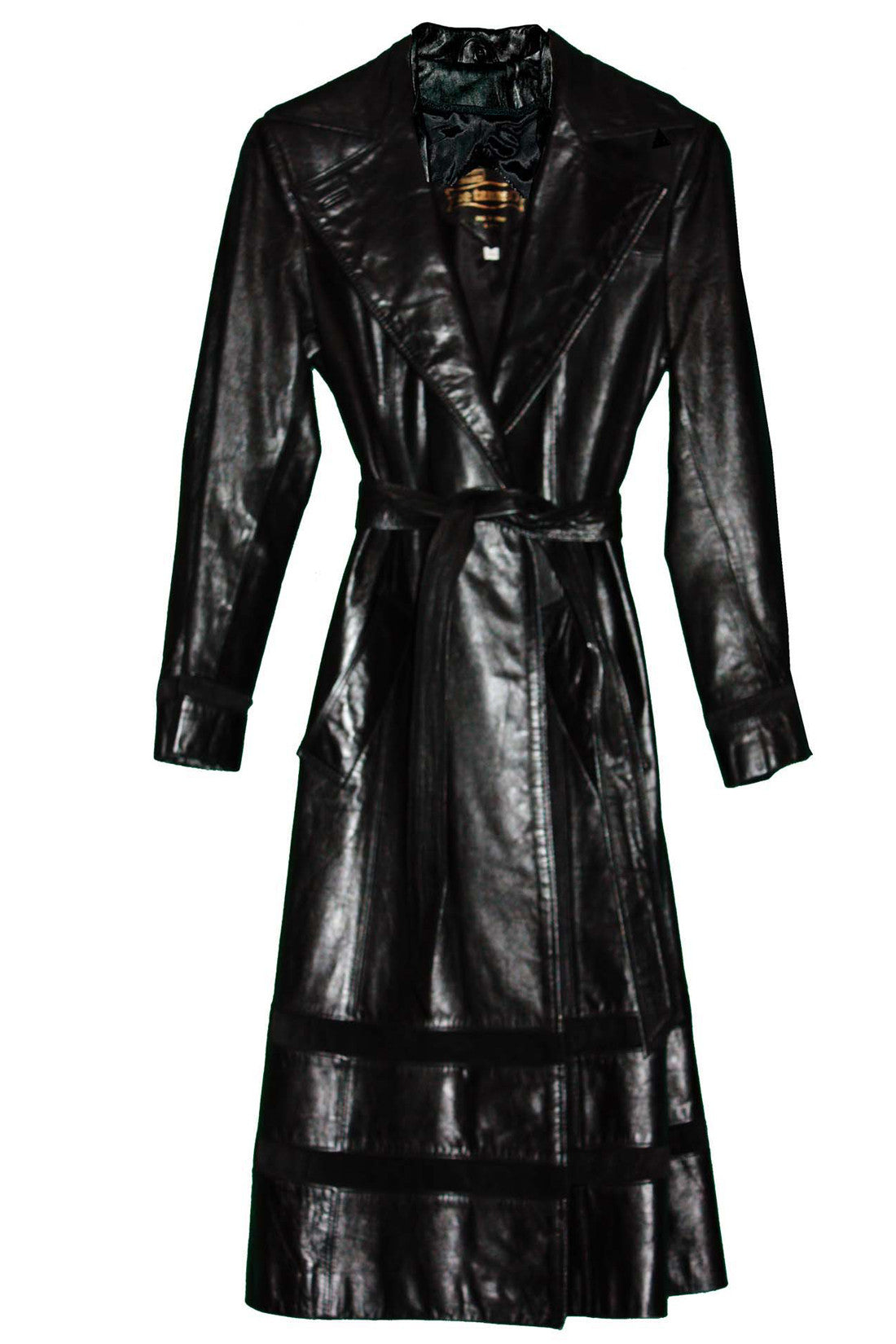 Vintage leather coat - Shop from SoLovesVintage