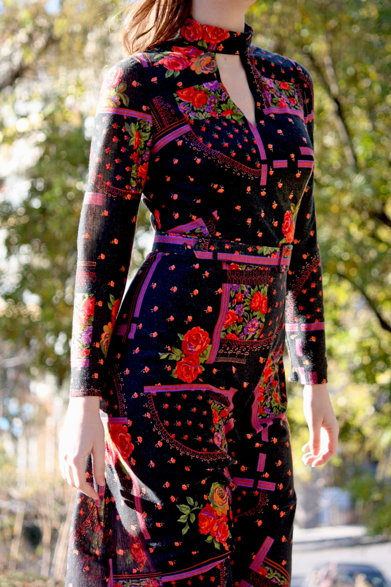 Vintage Horrockses 70's dress