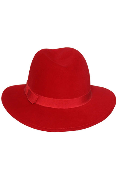 Beata fedora hat