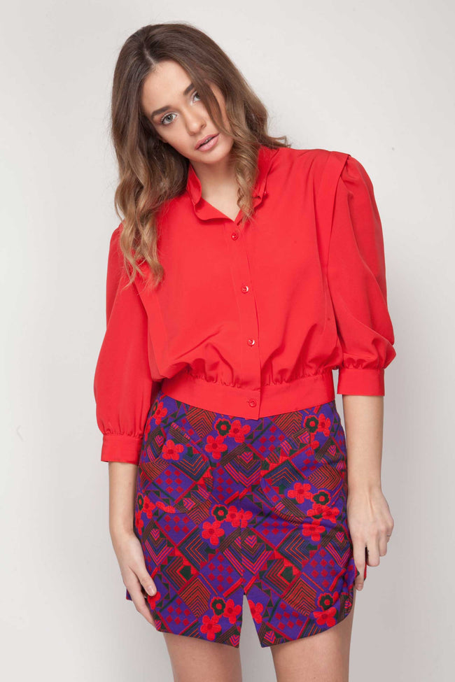 Liliana top - www.solovesvintage.com