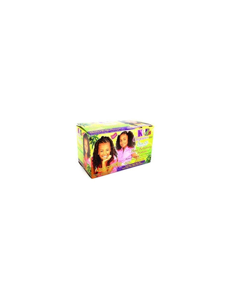 AFRICAS BEST Kids Organics Olive Oil Hair Softening Kit