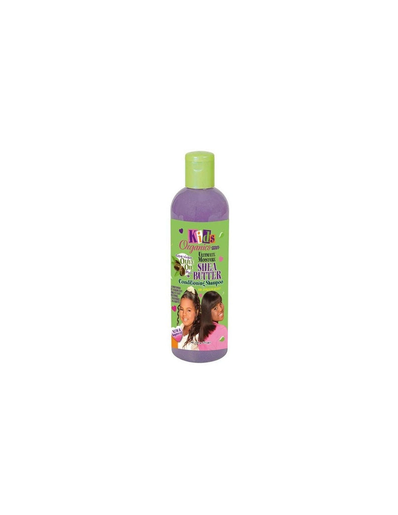 AFRICAS BEST-KIDS ORIGINALS-ORGANICS SHEA BUTTER CONDITIONING SHAMPOO