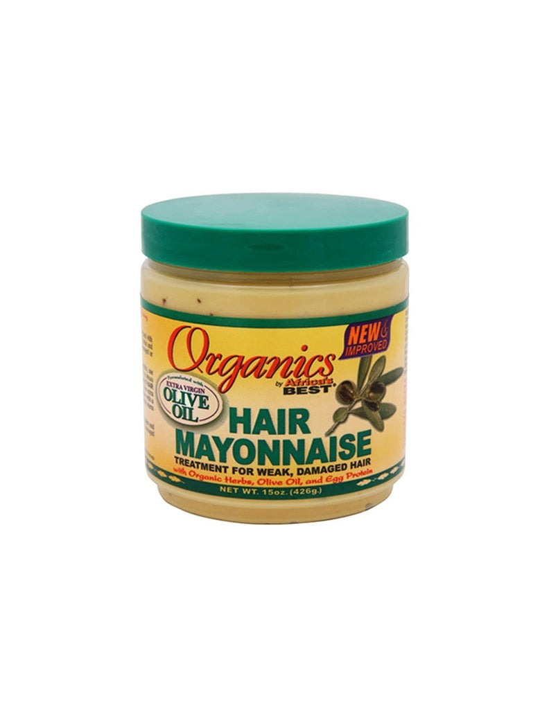 africas best organics hair mayonnaise olive oil