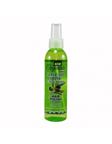 africas best organics olive oil extra virgin hair polish spray