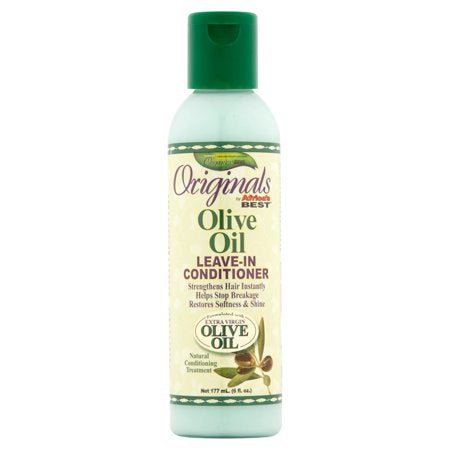 africas best organics olive oil leave in conditioner