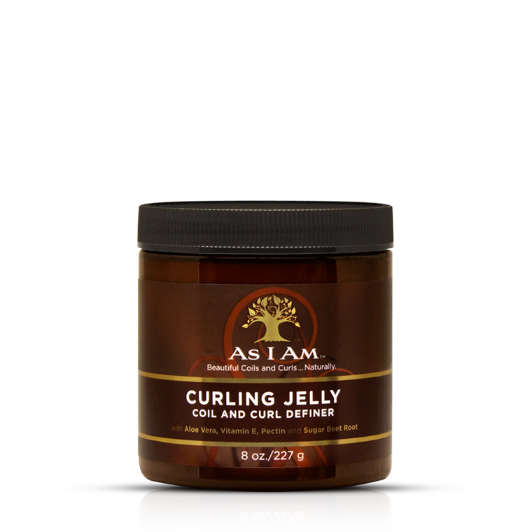 As I Am - Curling Jelly