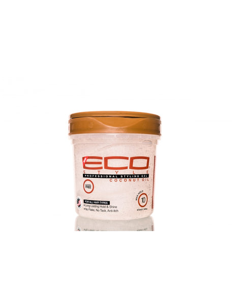 ecostyler styling gel coconut oil