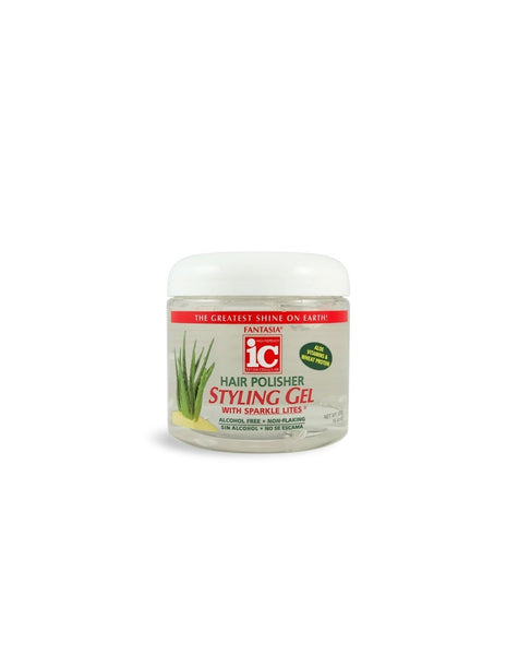 fantasia aloe styling gel clear 450 gram