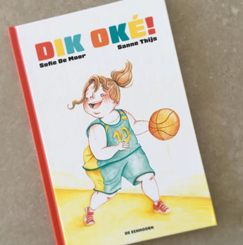 Dik oké: a children's book about bullying and being your absolute fabulous self.