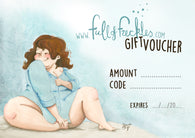 Full of Freckles gift card