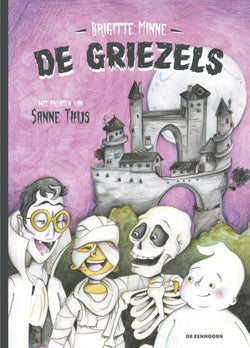 Children book: De griezels