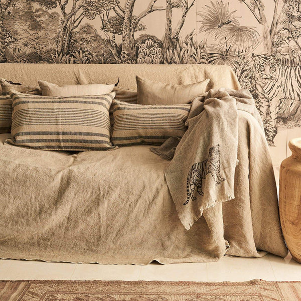 Sofa Cover · Pure Washed Linen