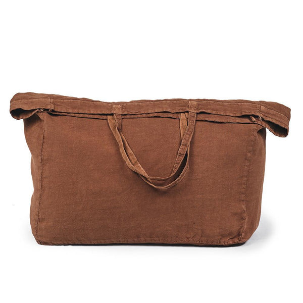 Large Bag · Pure Washed Linen