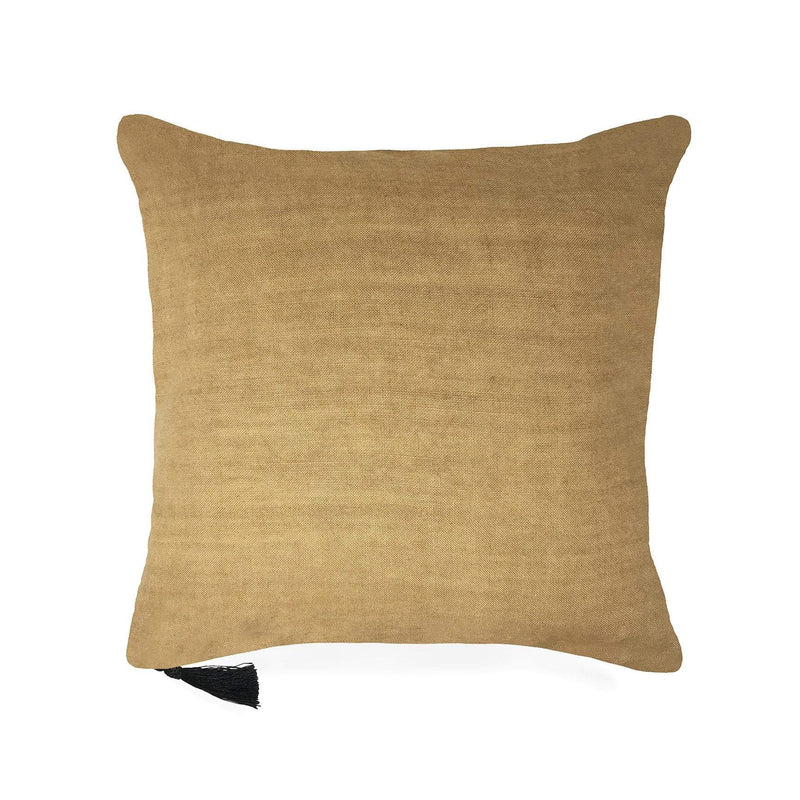 Cushion Cover · Pure Washed Linen · Thistle