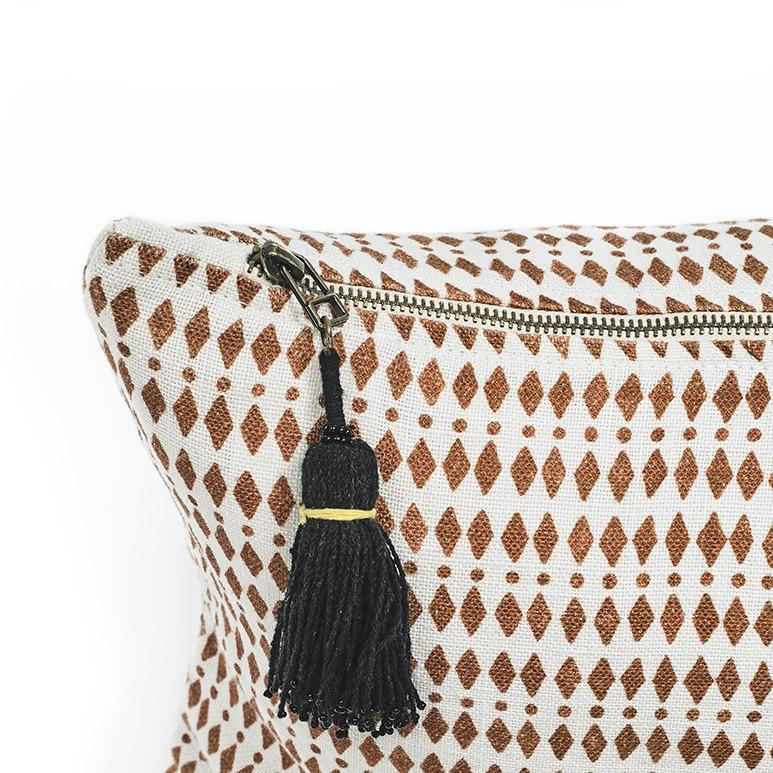 Cushion Cover · Silk · Africa