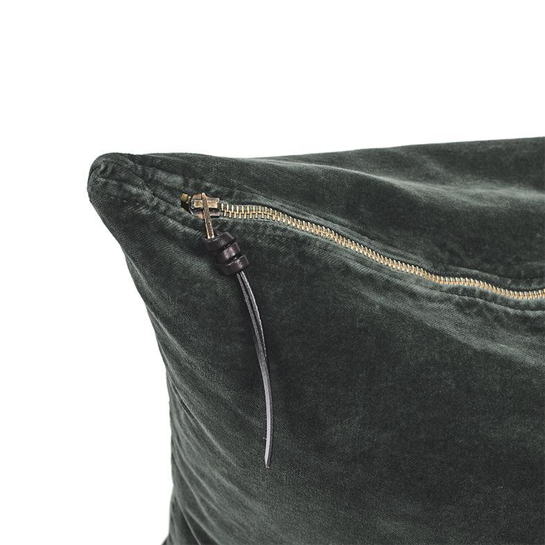 Cushion Cover · Washed Velvet