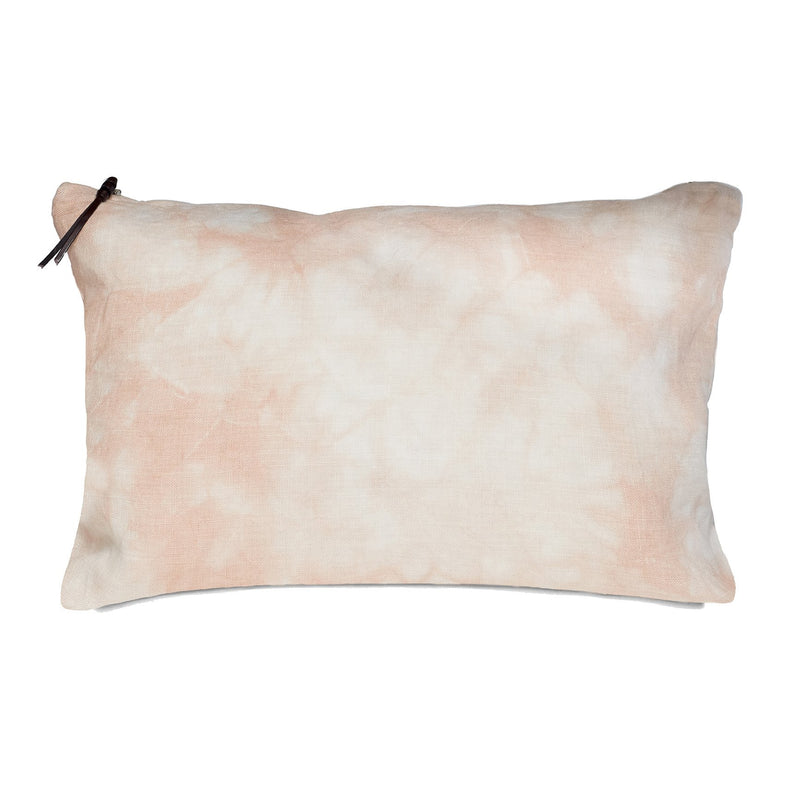 Cushion Cover · Pure Washed Linen · Tie Dye