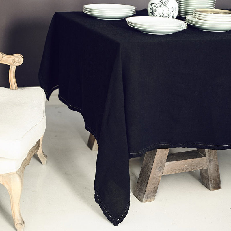 Tablecloth · Pure Washed Linen