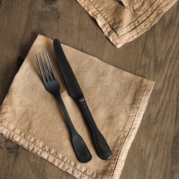 Napkin · Pure Washed Linen · Ocher