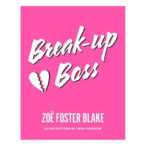 Break-Up Boss Book