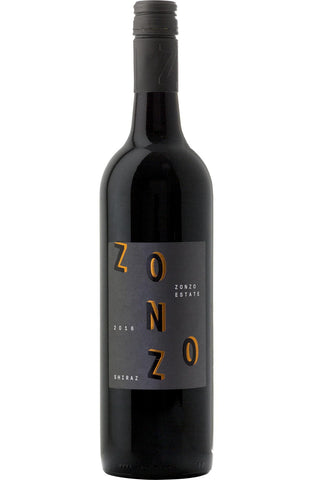 2016 Shiraz Zonzo Estate