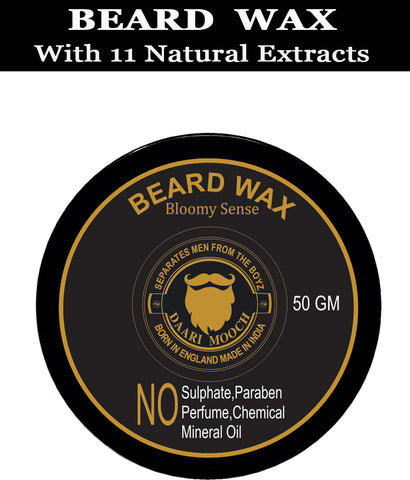 Beard & Mooch Wax