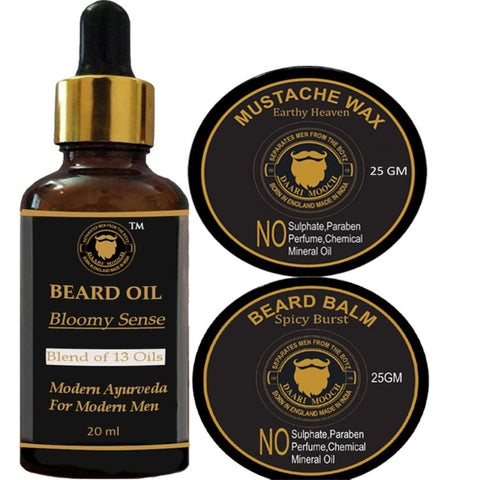 Beard Grooming Trial Pack