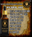 BEARD WASH, BEARD OIL,BEARD BALM & BEARD WAX KIT - daarimooch