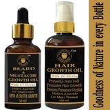 Men's Growth Oil Combo
