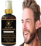 Hair Growth Oil Twin Pack