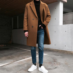 KLOTH,KLOTH WOOL COAT / 2color | CHANCEMAKER STUDIO.
