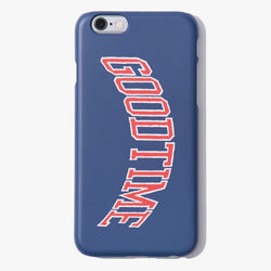 have a good time,COLLEGE IPHONE CASE (NAVY) | CHANCEMAKER STUDIO.