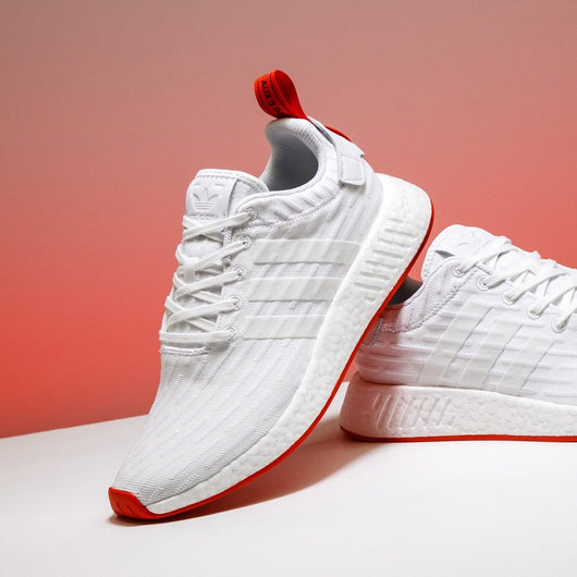 NMD_R2 PK (WHITE/RED)