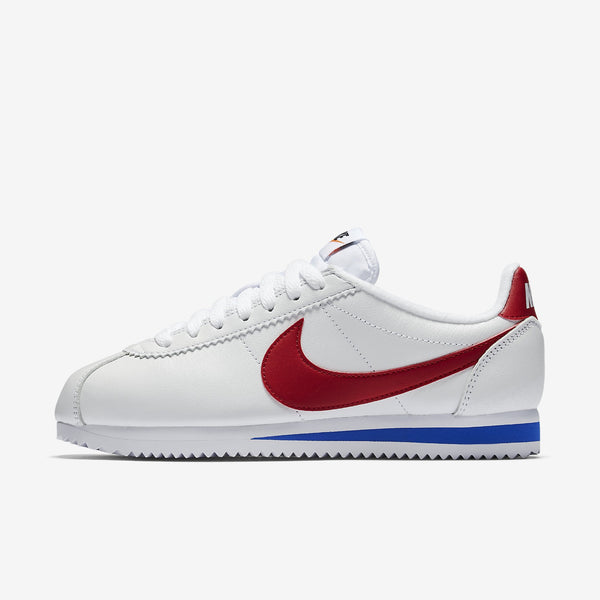 WOMENS CLASSIC CORTEZ OG (WHITE / RED / BLUE)