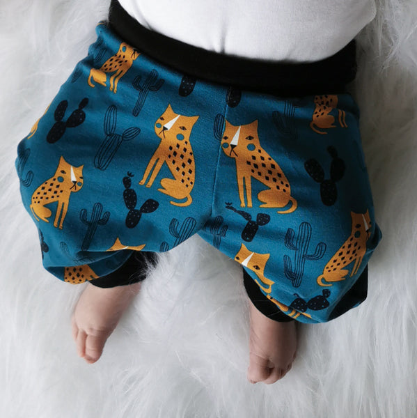 Leopard Organic Leggings