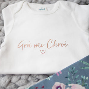 Grá mo Chroí (Rose Gold)