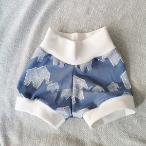 Blue Elephants Organic Shorts