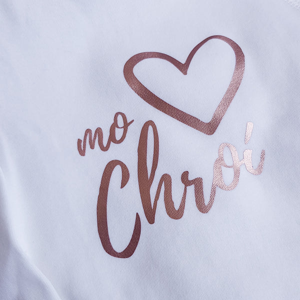 Mo Chroí (Rose Gold)